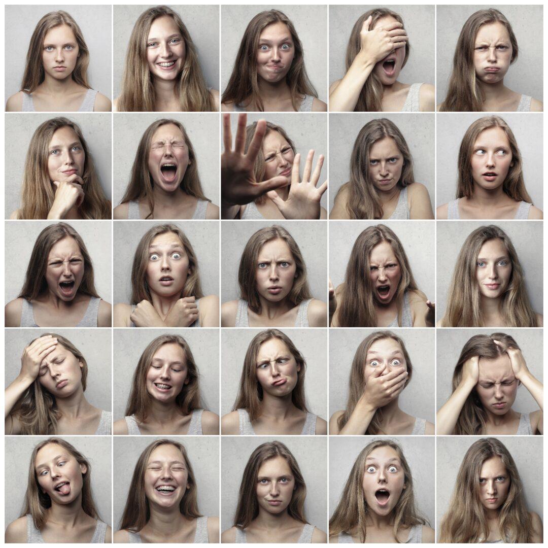 Les émotions du syndrome prémenstruel